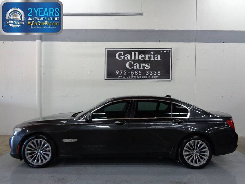 2011 BMW 7 Series 750Li In Dallas TX - Galleria Cars