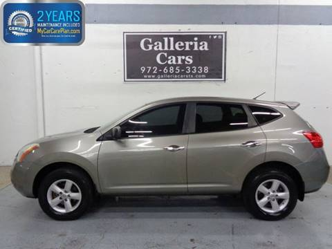 2010 Nissan Rogue for sale in Dallas, TX
