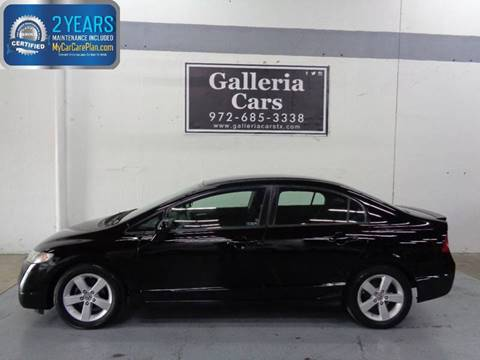 2010 Honda Civic for sale in Dallas, TX