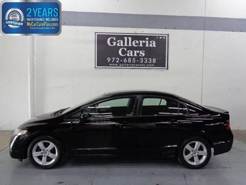 2010 Honda Civic for sale in Dallas, TX
