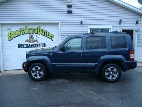 2008 Jeep Liberty for sale in Selinsgrove, PA