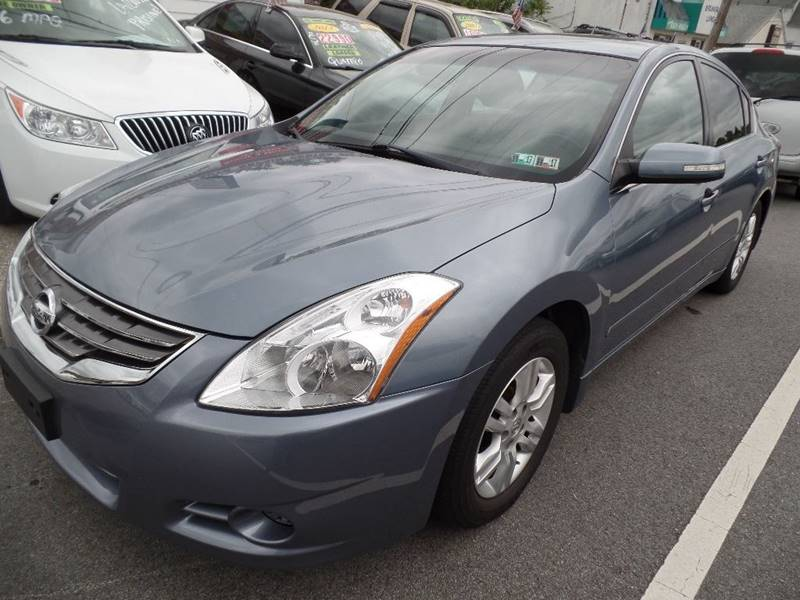 2012 Nissan Altima For Sale At Route 3 Motorsports In Broomall PA