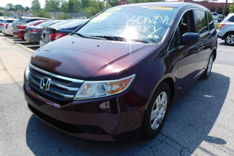 2011 Honda Odyssey For Sale At Route 3 Motorsports In Broomall PA
