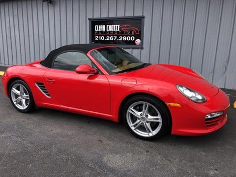 2009 Porsche Boxster for sale in San Antonio, TX