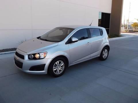2013 Chevrolet Sonic For Sale In Phoenix, AZ