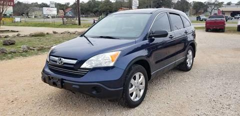 2007 Honda CR-V for sale in San Antonio, TX