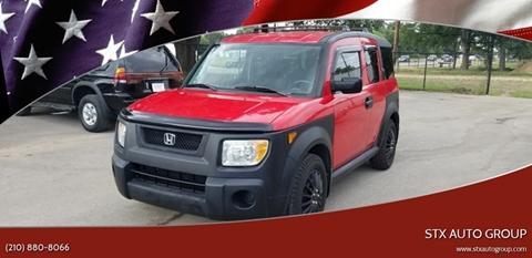 2006 Honda Element for sale in San Antonio, TX