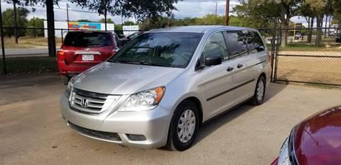 2009 Honda Odyssey for sale in San Antonio, TX