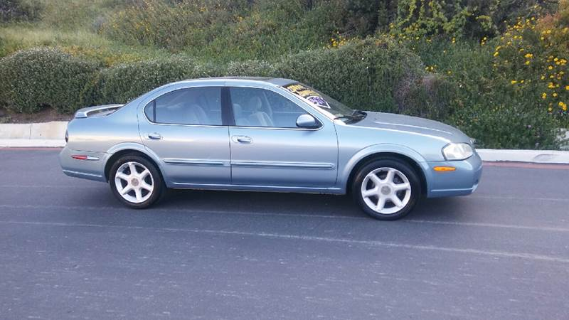 2000 Nissan Maxima For Sale At ANYTIME 2BUY AUTO LLC In Oceanside CA
