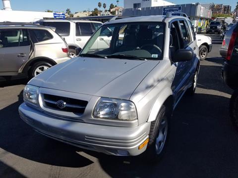 2000 Suzuki Grand Vitara for sale in Oceanside, CA