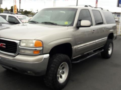 2001 GMC Yukon XL for sale in Oceanside, CA