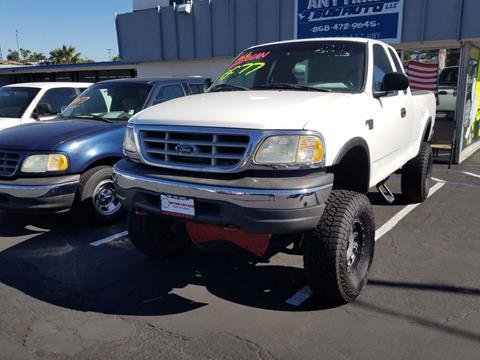 1999 Ford F-150 for sale in Oceanside, CA