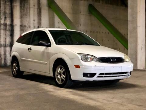 2005 Ford Focus For Sale In San Antonio Tx