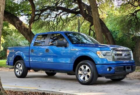2014 Ford F-150 for sale at Kelley Autoplex in San Antonio TX