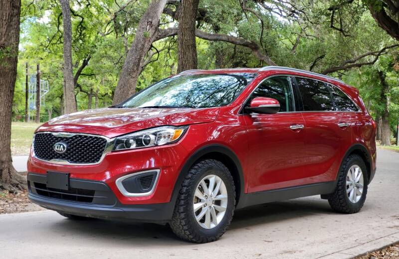 2016 Kia Sorento for sale at Kelley Autoplex in San Antonio TX