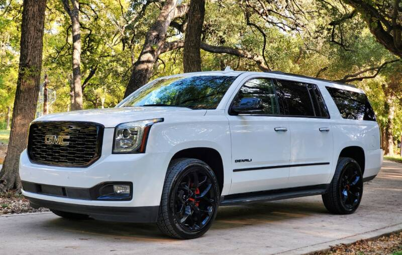 2019 GMC Yukon XL for sale at Kelley Autoplex in San Antonio TX