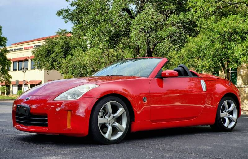 2008 Nissan 350Z for sale at Kelley Autoplex in San Antonio TX