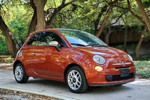 2015 FIAT 500 for sale at Kelley Autoplex in San Antonio TX