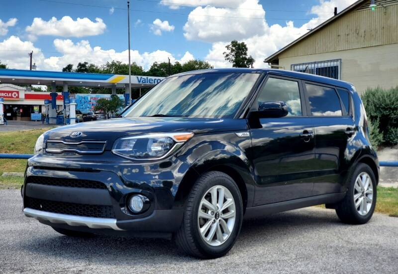 2017 Kia Soul for sale at Kelley Autoplex in San Antonio TX