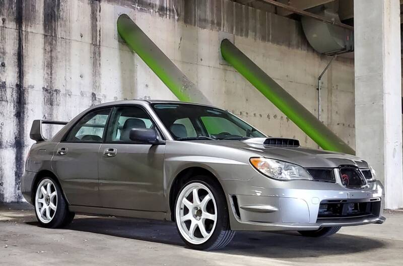 2006 Subaru Impreza for sale at Kelley Autoplex in San Antonio TX