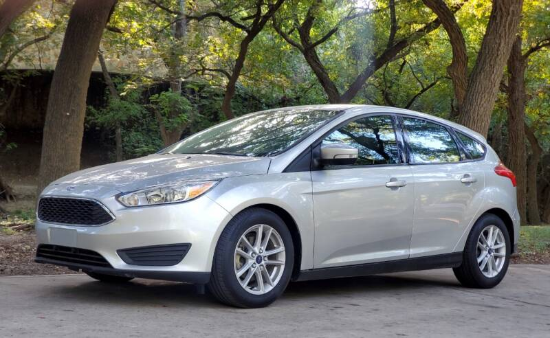 2017 Ford Focus for sale at Kelley Autoplex in San Antonio TX