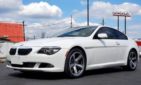 2008 BMW 6 Series for sale at Kelley Autoplex in San Antonio TX