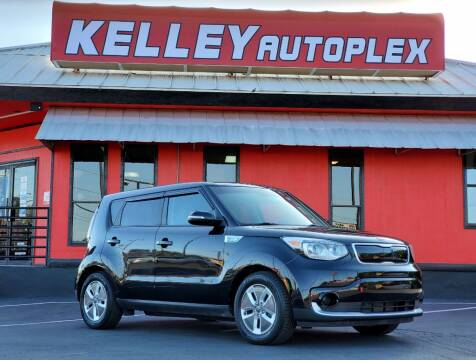 2017 Kia Soul EV for sale at Kelley Autoplex in San Antonio TX