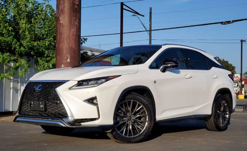 2017 Lexus RX 350 for sale at Kelley Autoplex in San Antonio TX