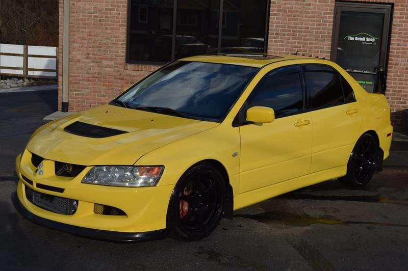2003 Mitsubishi Lancer Evolution For Sale At The Detail Shop Of Hanover In  Hanover PA