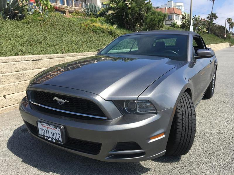 2014 ford mustang v6 premium in hawthorne ca - flat 67 auto sales