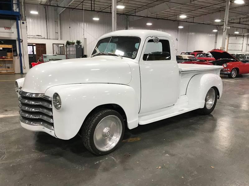 1948 Chevrolet 3100 for sale at STUDIO HOTRODS in Richmond IL