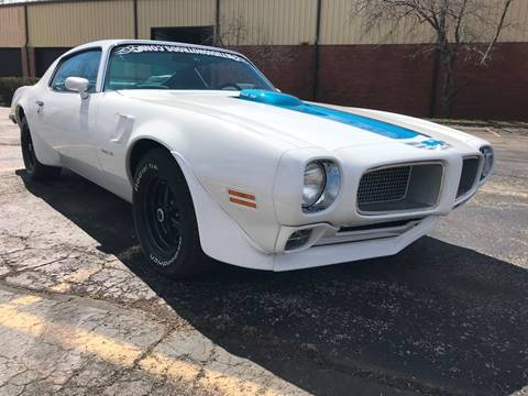 1970 Pontiac Trans Am for sale in Richmond, IL