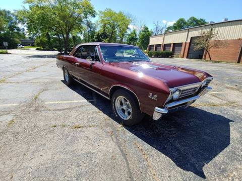 1967 Chevrolet Chevelle for sale in Richmond, IL