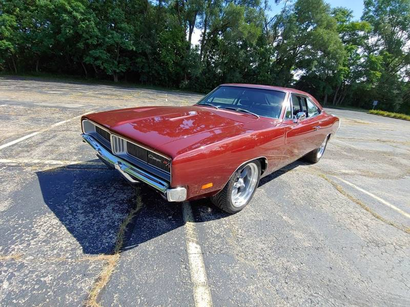 1969 Dodge Charger (image 2)
