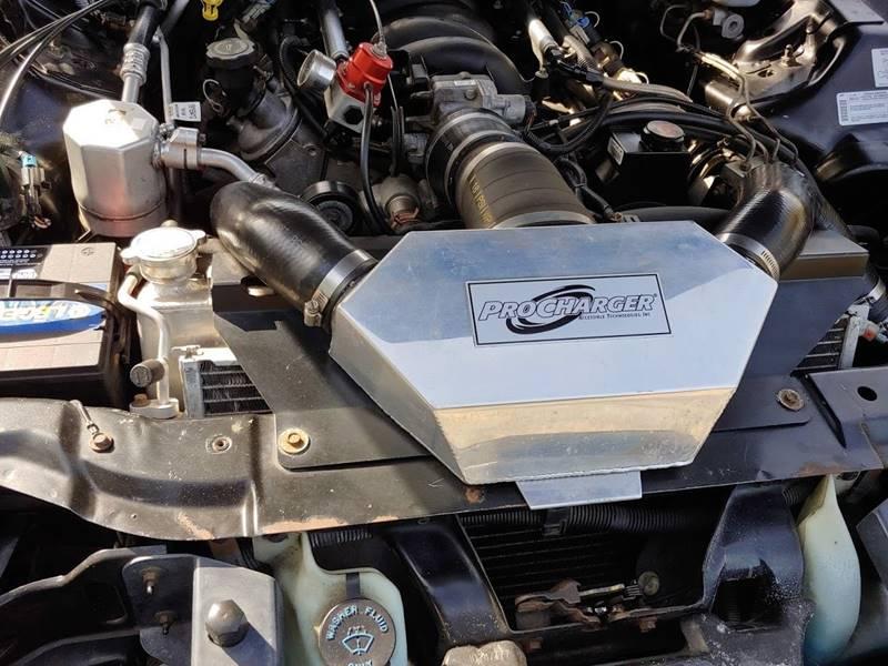 2001 Chevrolet Camaro Z28 (image 17)