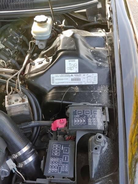 2001 Chevrolet Camaro Z28 (image 18)
