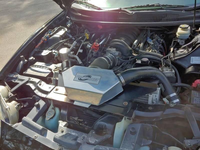 2001 Chevrolet Camaro Z28 (image 22)