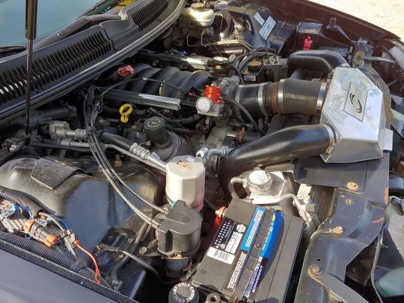 2001 Chevrolet Camaro Z28 (image 24)