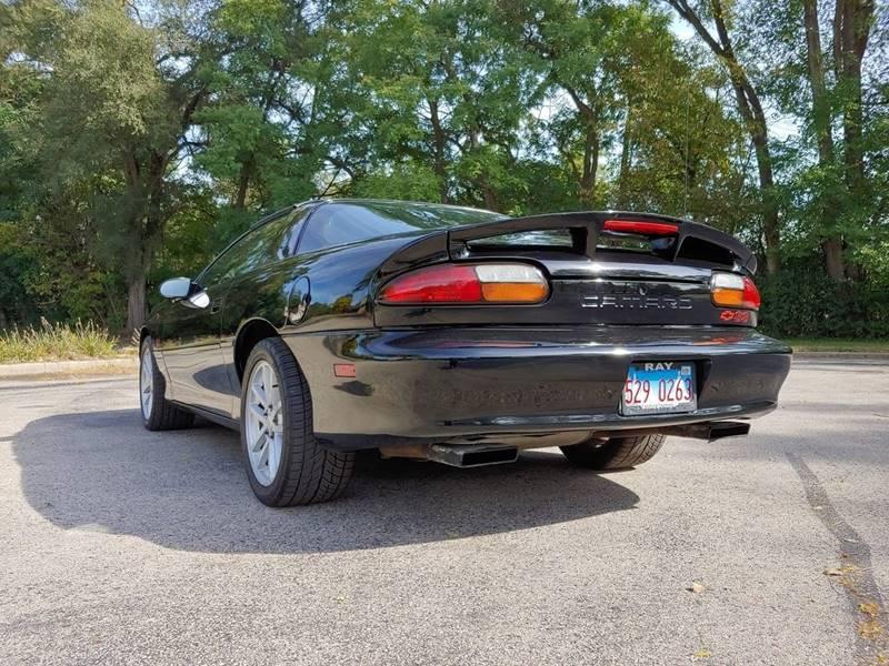 2001 Chevrolet Camaro Z28 (image 31)