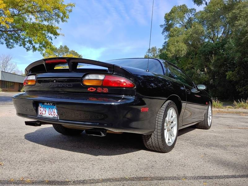 2001 Chevrolet Camaro Z28 (image 34)