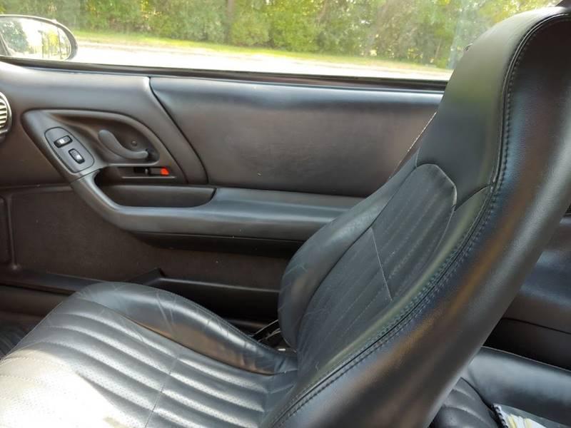 2001 Chevrolet Camaro Z28 (image 42)