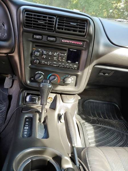 2001 Chevrolet Camaro Z28 (image 44)