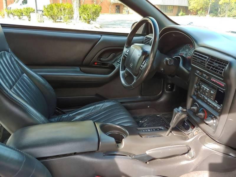 2001 Chevrolet Camaro Z28 (image 47)