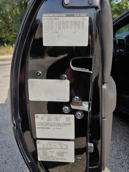 2001 Chevrolet Camaro Z28 (image 48)