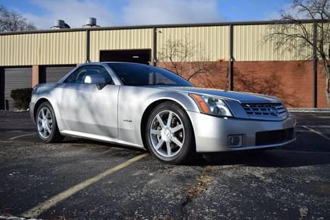 2004 Cadillac XLR for sale at STUDIO HOTRODS in Richmond IL