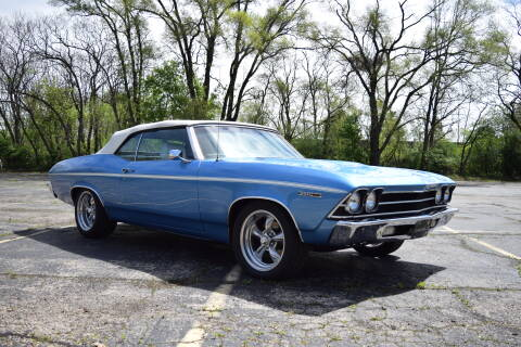 Used Chevrolet Chevelle For Sale In Illinois Carsforsale Com