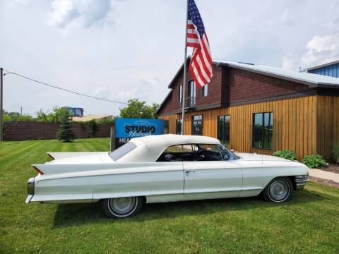 1962 Cadillac Series 62 for sale at STUDIO HOTRODS in Richmond IL