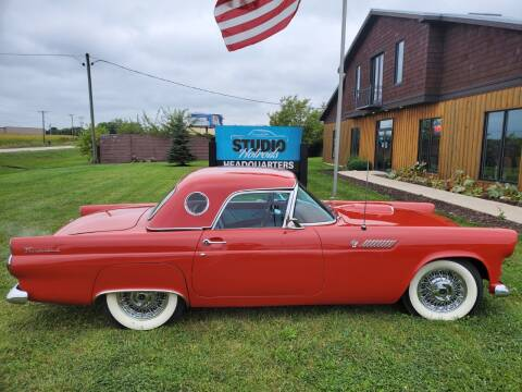 1955 Ford Thunderbird for sale at STUDIO HOTRODS in Richmond IL