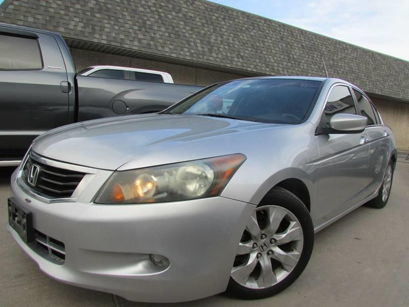 2009 Honda Accord For Sale At M.I.A Motor Sport In Houston TX