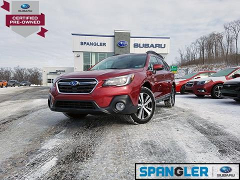 2018 Subaru Outback for sale in Johnstown, PA